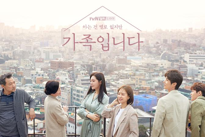 현실보다 더 현실 같은 가족 이야기, tvN <(아는 건 별로 없지만) 가족입니다>