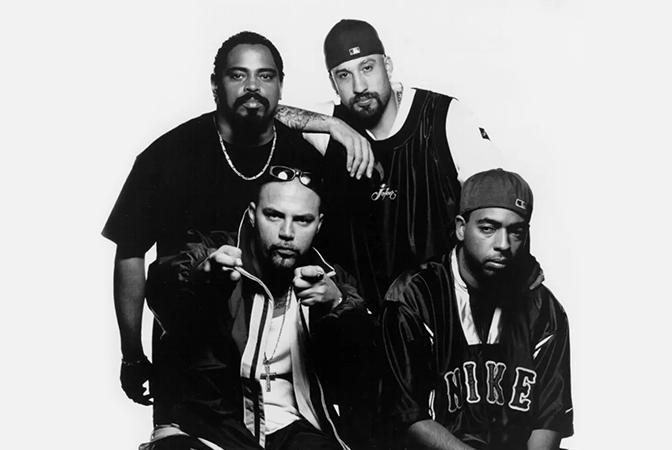 전세계를 미치게 한 'Cypress Hill'