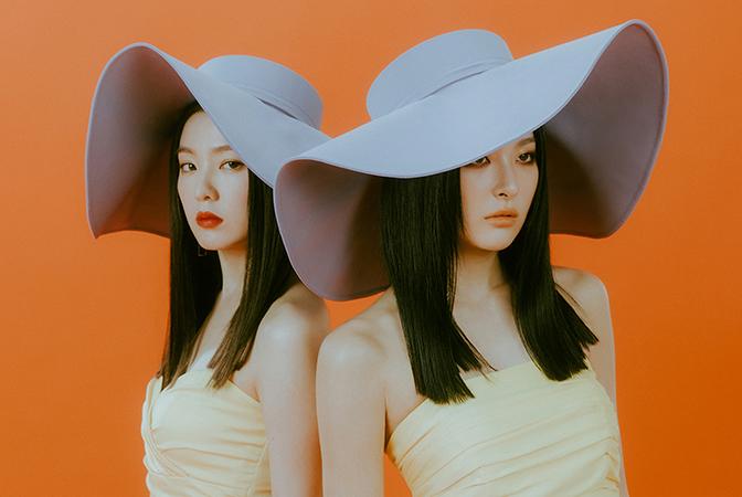 드디어 공개된 레드벨벳의 첫 유닛 '아이린 & 슬기'