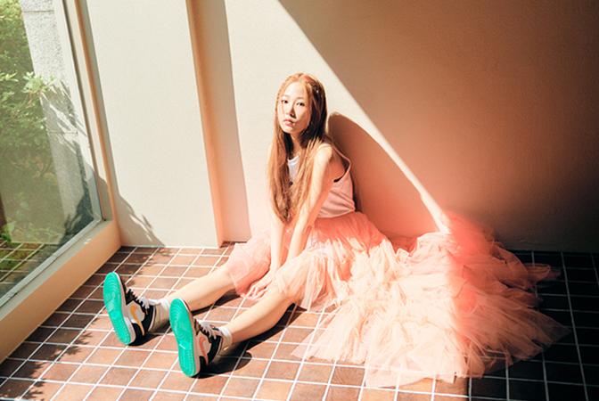 세상의 모든 어린 꽃들에게 하는 말, 쿠잉 1st EP [Baby Flower]
