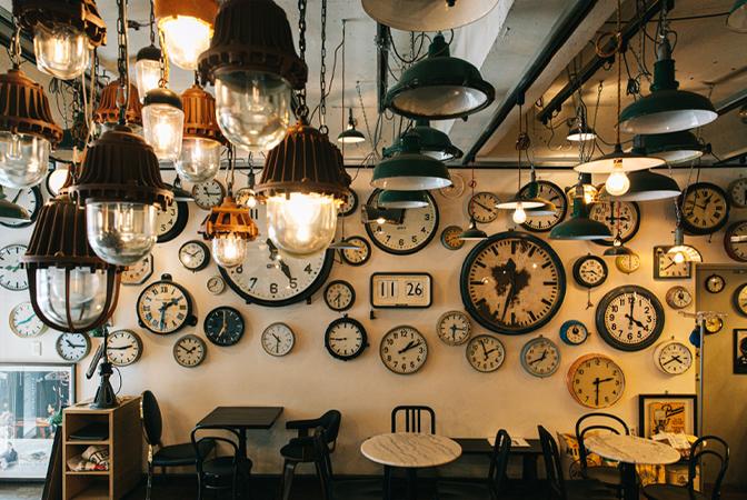 자기만의 시간으로 즐기는 커피 한 잔의 여유, <더블하모니>