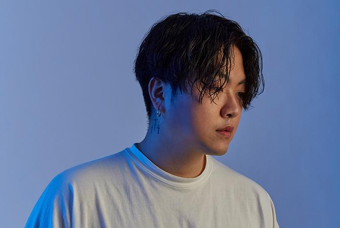 다재다능한 프로듀서이자 싱어송라이터 'JIRIM IN PANT$'의 EP [TRACE]