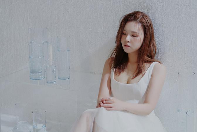 떠오르는 여성 발라더 '강고은' 두 번째 싱글
