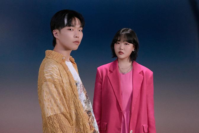 전곡 피처링진이 참여한 'AKMU'의 첫 컬래버레이션 앨범