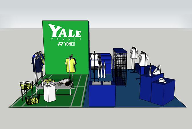 최고의 스포츠 '요넥스'와 대학 스포츠를 대표하는 '예일' 협업 컬렉션!