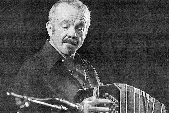 아스토르 피아졸라 - 나에게 탱고는 음악 그 자체였다.