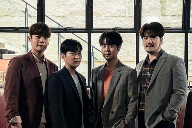 '라포엠' 더블 싱글 프로젝트 [Trilogy Ⅱ. Speranza] MV 촬영 현장