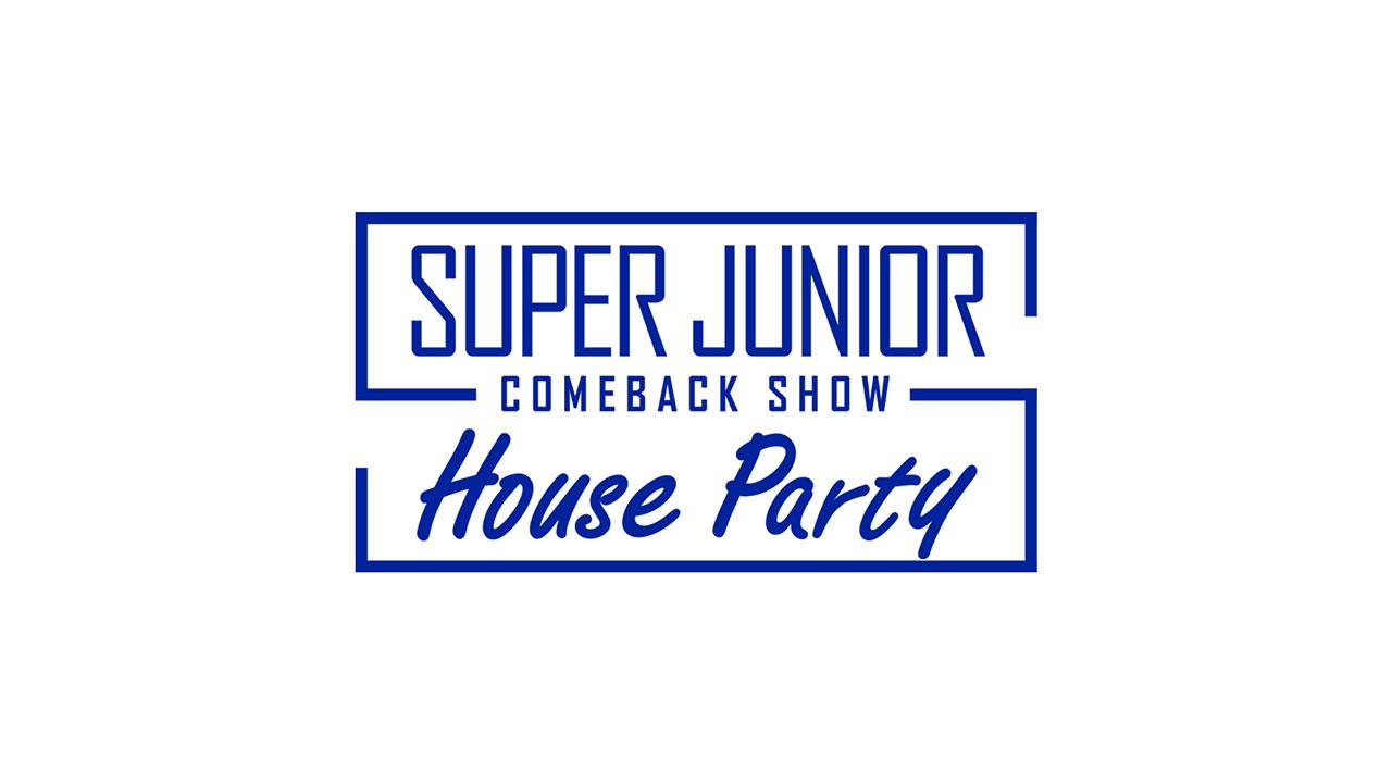 슈퍼주니어 컴백쇼 ′House Party′