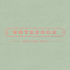 박경 1st MINI ALBUM 'NOTEBOOK'