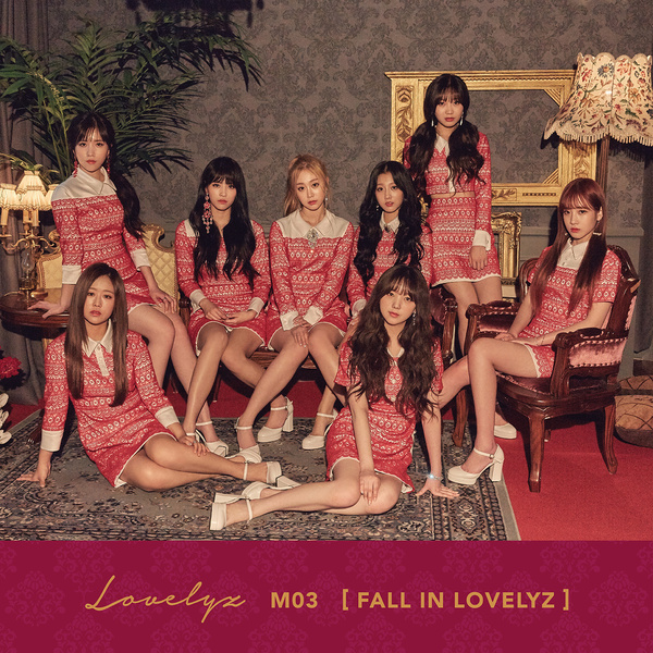 Lovelyz 3rd Mini Album 'Fall In Lovelyz'