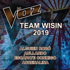 La Voz Team Wisin 2019 (La Voz US)