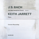 J.S. Bach : The Well-Tempered Clavier : Book 1, BWV 846-869 - 1. Prelude In C Major, BWV 846 (Live In Troy, NY / 1987)