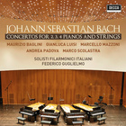 J.S. Bach : Concerto For 4 Harpsichords, Strings, And Continuo In A Minor, BWV 1065 - 1. (Allegro)