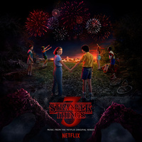 Stranger Things : Soundtrack From The Netflix Original Series & Season 3 (넷플릭스 오리지널 시리즈 '기묘한 이야기' 시즌3)