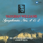 Vaughan Williams : Symphony No. 4 In F Minor : I. Allegro
