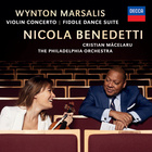 Marsalis : Violin Concerto in D Major - 1. Rhapsody
