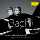 J.S. Bach : Concerto for 2 Harpsichords, Strings & Continuo in C Minor, BWV 1060 - 2. Adagio (performed on two pianos)
