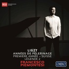 Liszt : Annees De Pelerinage, 1st Year, Switzerland, S160/R10 - No.2 (리스트 : 순례의 해 1년, 스위스 - 2번)