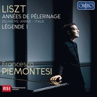 Liszt : Annees De Pelerinage, 2nd Year, Italy, S161/R10b - No.5 Sonetto 104 Del Petrarca (Sonnet 104 Of Petrarch) (리스트 : 순례의 해 2년, 이탈리아 - 5번)