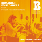 Bartok : 6 Romanian Folk Dances, BB 68, Sz. 56 - 4. Dance from Bucsum (Arr. Campbell)