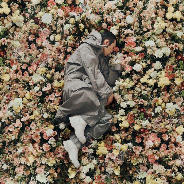 Code Kunst Flower