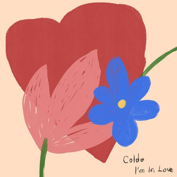 Colde Im in love credits