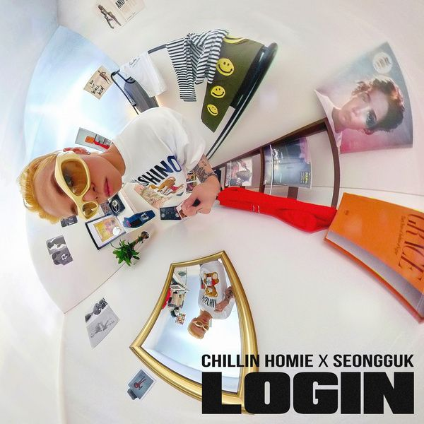 Chillin Homie Seongguk Login cover