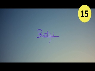 Beautiful (Movie Ver.)